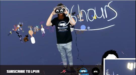 澳洲男子VR连续直播36小时,创下新吉尼斯世界记录